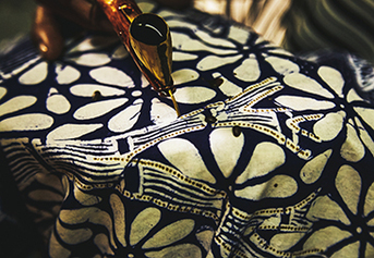 Kain batik   tenun