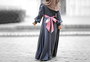 Pakain muslim anak perempuan 1