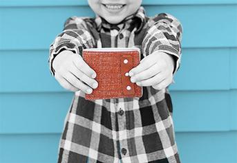 Dompet anak 1