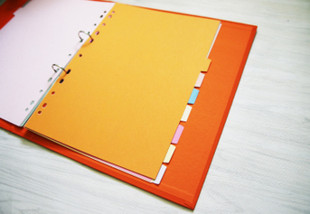 Folder dan binder