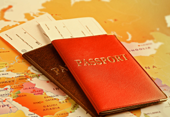 Cover passport