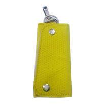 Gantungan Kunci Dompet STNK Kuning