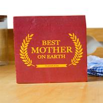 Pajangan Meja Best Mother Award