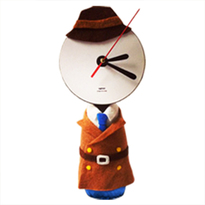 Jam Meja Tagiman Detective