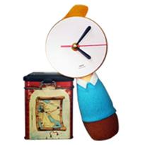 Jam Meja Tagiman Tintin Ind212