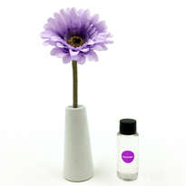Reed Diffuser 30ml with Daisy Ceramic - Lavender