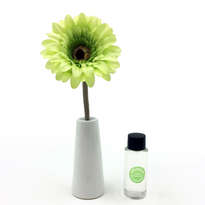Reed Diffuser 30ml with Daisy Ceramic - Lemongrass