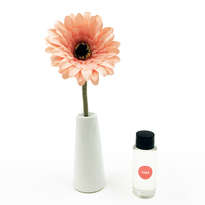 Reed Diffuser 30ml with Daisy Ceramic - Rose