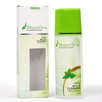 Muntira Acne Milk Cleanser