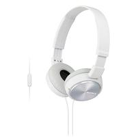 Headphone Sony ZX310 AP White ELC141