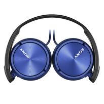 Headphone Sony Blue MDR - ZX310AP ELC141