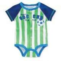 Little Maven Soccer Player Jumper - Hijau