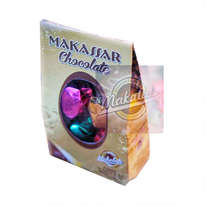 Cokelat Standing Pouch Mix Kacang Buah (isi 7)