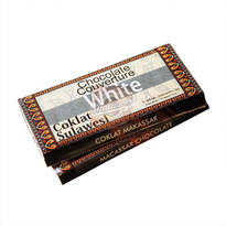 Cokelat Couverture White