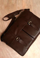 Tas Selempang Brixtor - DARK BROWN