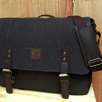 Tas Selempang Photographer - BROWN