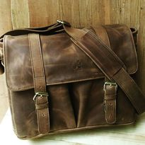 Tas Selempang Photographer 02 - VINTAGE BROWN