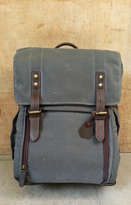 Tas Ransel The Architect - Canvas GREY