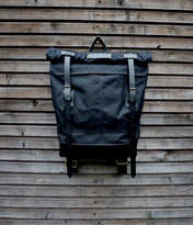 Tas Ransel The Architect - Canvas BLACK