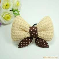Brown Butterfly Kid Hair Band