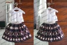 Sleeveless White Lace Dress