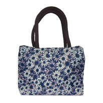 Tas Jinjing Sunflower Blue