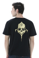 T-shirt Crows Zero Genji Skull