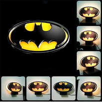 Batman Lamp Small ELC141