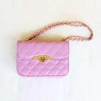 JH Cleo Tote Bag Purple