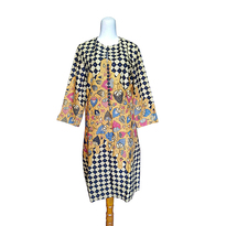 Dress Koin 12 Batik Catur