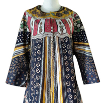 Dress Batik Tulis Sinaran