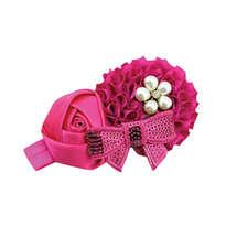 Baby Headband - Fuschia