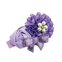 Baby Headband - Purple