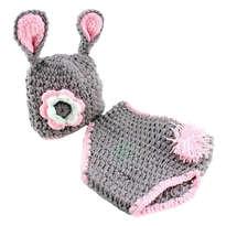 Baju Anak Bunny Crochet