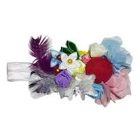 Baby Headband - Flowery