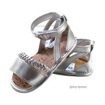 Sepatu Prewalker - Mother Care Silver
