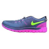Sepatu Nike Flywire Black Purple Size 40