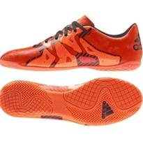 Sepatu Adidas Orange Black Size 42