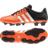 Sepatu Adidas ACE 15.4 Orange Black Size 39