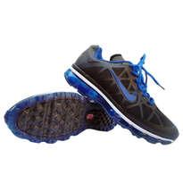 Sepatu Running Nike Air Max HITAM BIRU