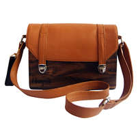 Tas Kayu Brown Warm
