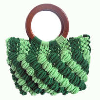 Green Bag Rajut