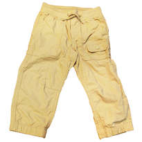 Celana panjang baby GAP joger krem original umur 3th