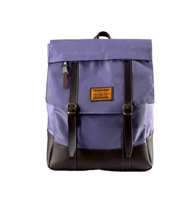 Tas Ransel Lazzardi Shillen Purple Muat Laptop 14