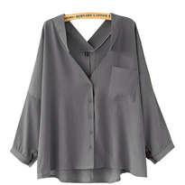 Baju HV Grey All size