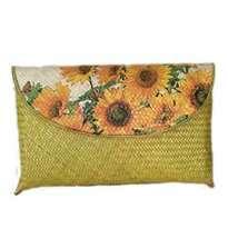 Clucth Kuning Besar Bunga Matahari