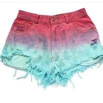 Celana Ombre Shortpants size 27