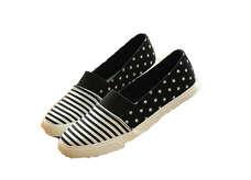 Flufy Black Stars Size 38