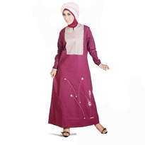 Gamis Nibras Size L