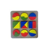 Mainan Balok Kayu